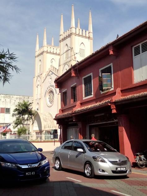Melaka Landmarks