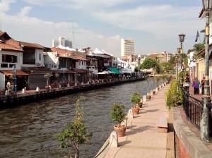 The Melaka River (2016)