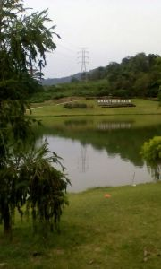 The Lake Gardens of Raub (@ all rights reserved)