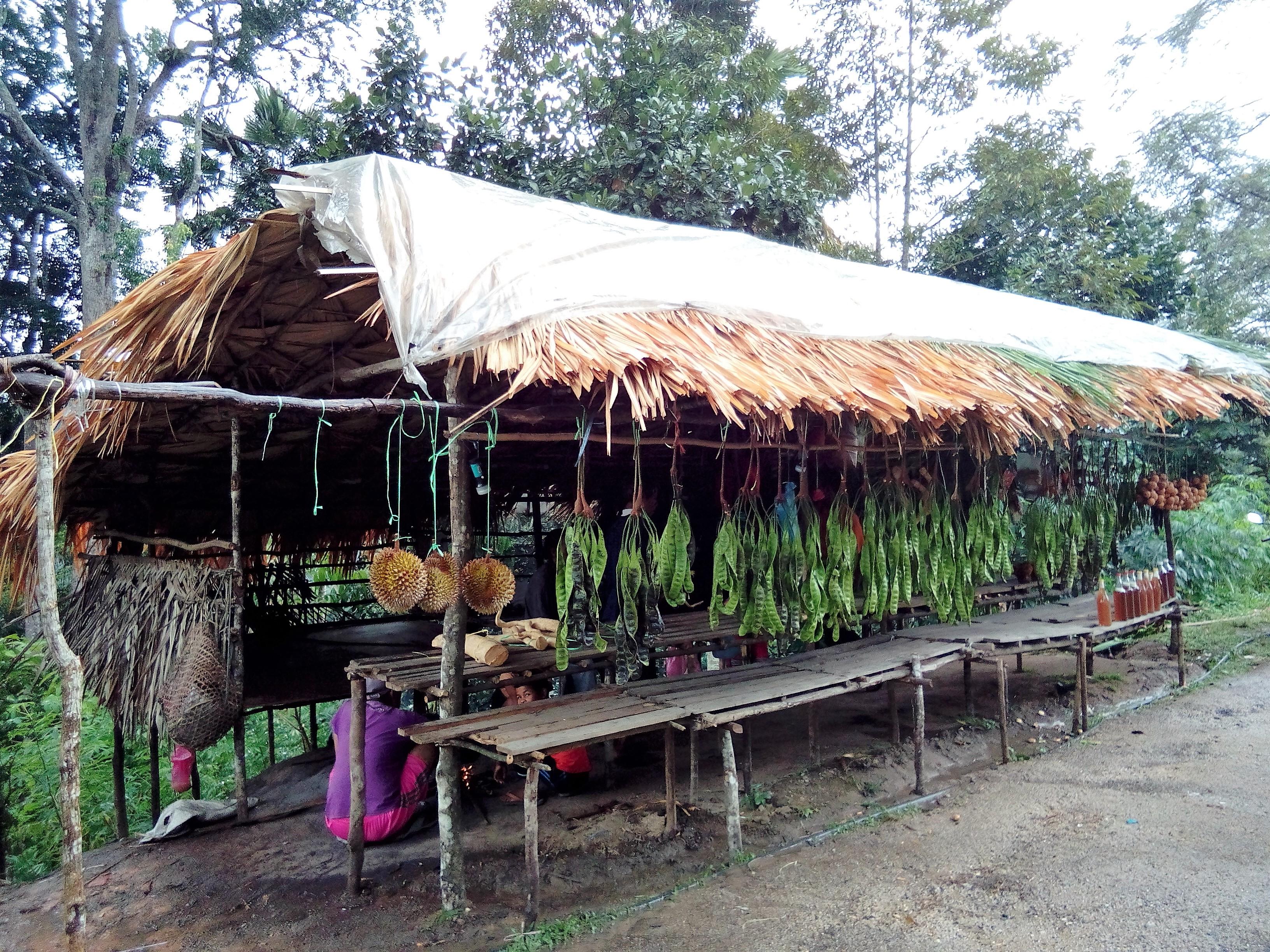 The Orang Asli's Warong
