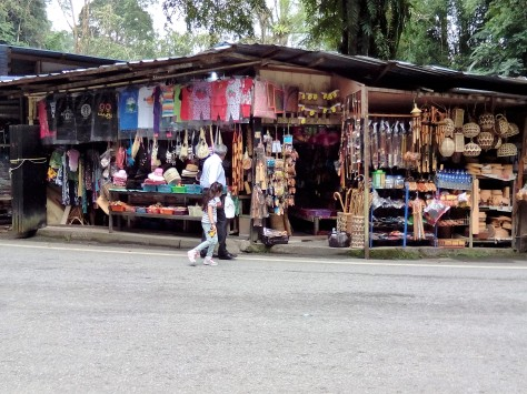 A souvenir shop at Lata Iskandar. (@ all rights reserved)