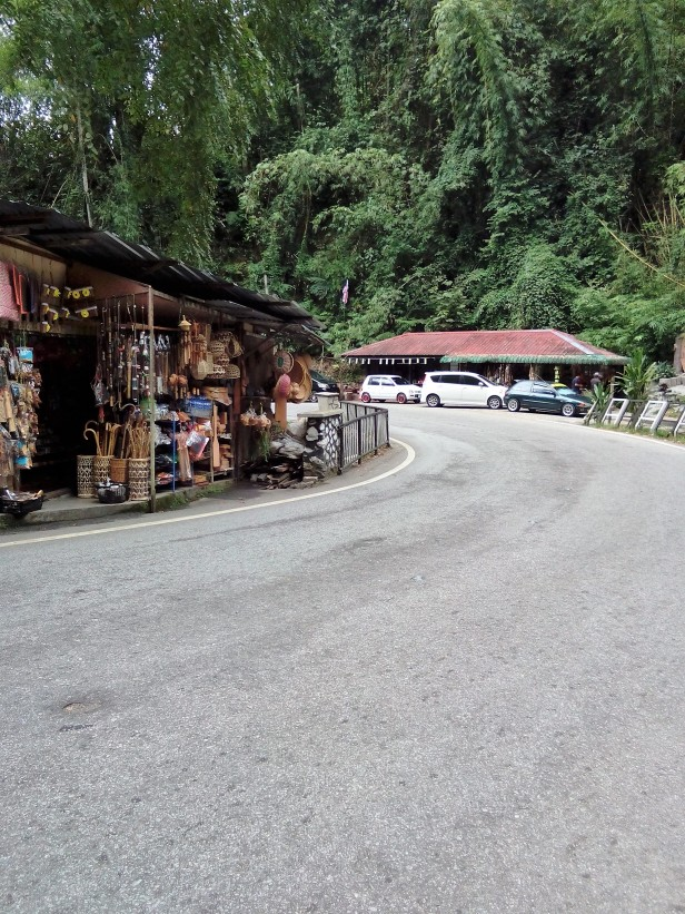 Approaching Lata Iskandar