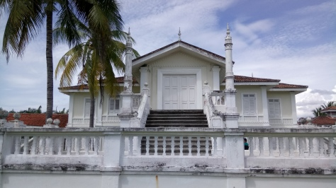 The Royal Residence of Sultan Alaeddin, Istana Bandar