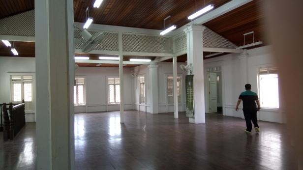 Inside the Royal Residence Istana Bandar