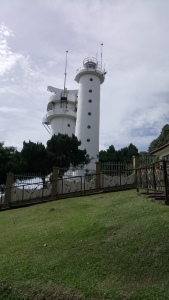 The Lighthouse of Bukit Jugra, overlooking the river mouth leading to the Straits of Melaka. (@ all rights reserved)