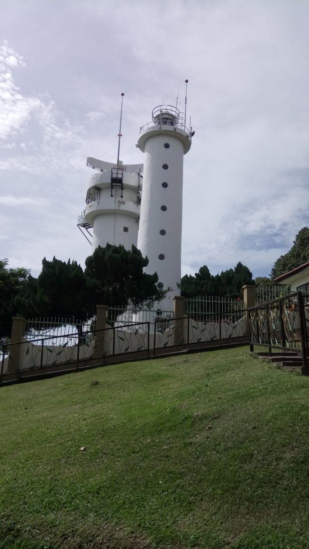 The Lighthouse of Bukit Jugra.