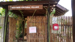 Welcome to the Mah Meri Cultural Village. It was officially opened in (@ all rights reserved)