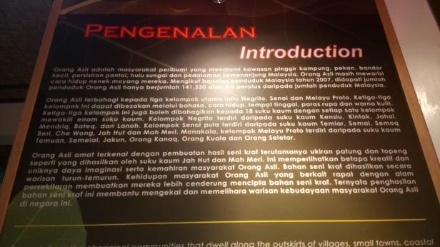 The Orang Asli - An Introduction