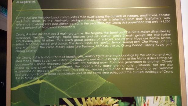 The Orang Asli - An Introduction (2)