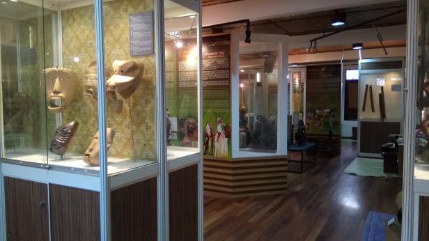 The Mah Meri Cultural Village - Exhibits