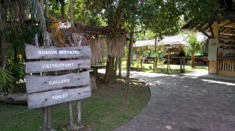 Mah Meri Cultural Village - The Grounds