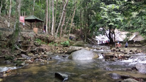 View of Lata Kinjang (2)