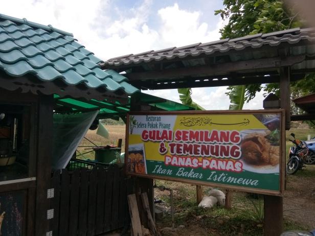 Signboard Selera Pokok Pisang