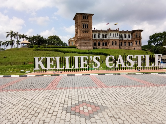 A Labour of Love, Kellie's Castle
