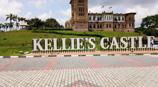 A Labour of Love, Kellie's Castle
