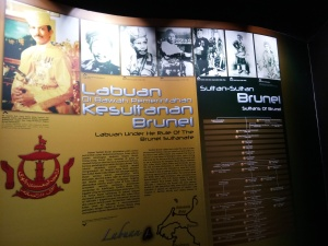 Exhibit - Labuan Museum