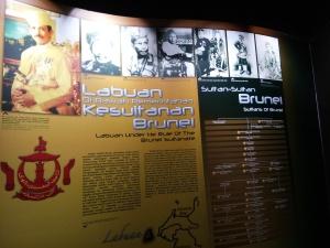 Exhibit - Labuan Museum