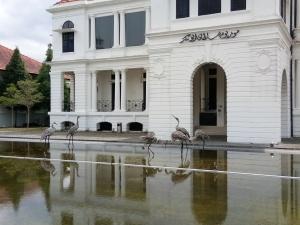 Sultan Abu Bakar Museum - Entrance