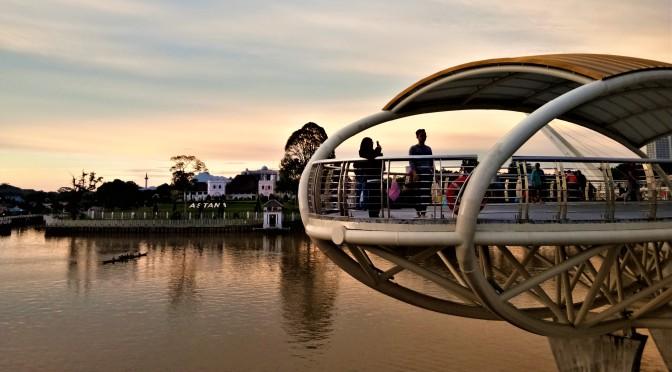 An Evening In Kuching