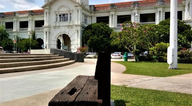 Ipoh's Heritage Square