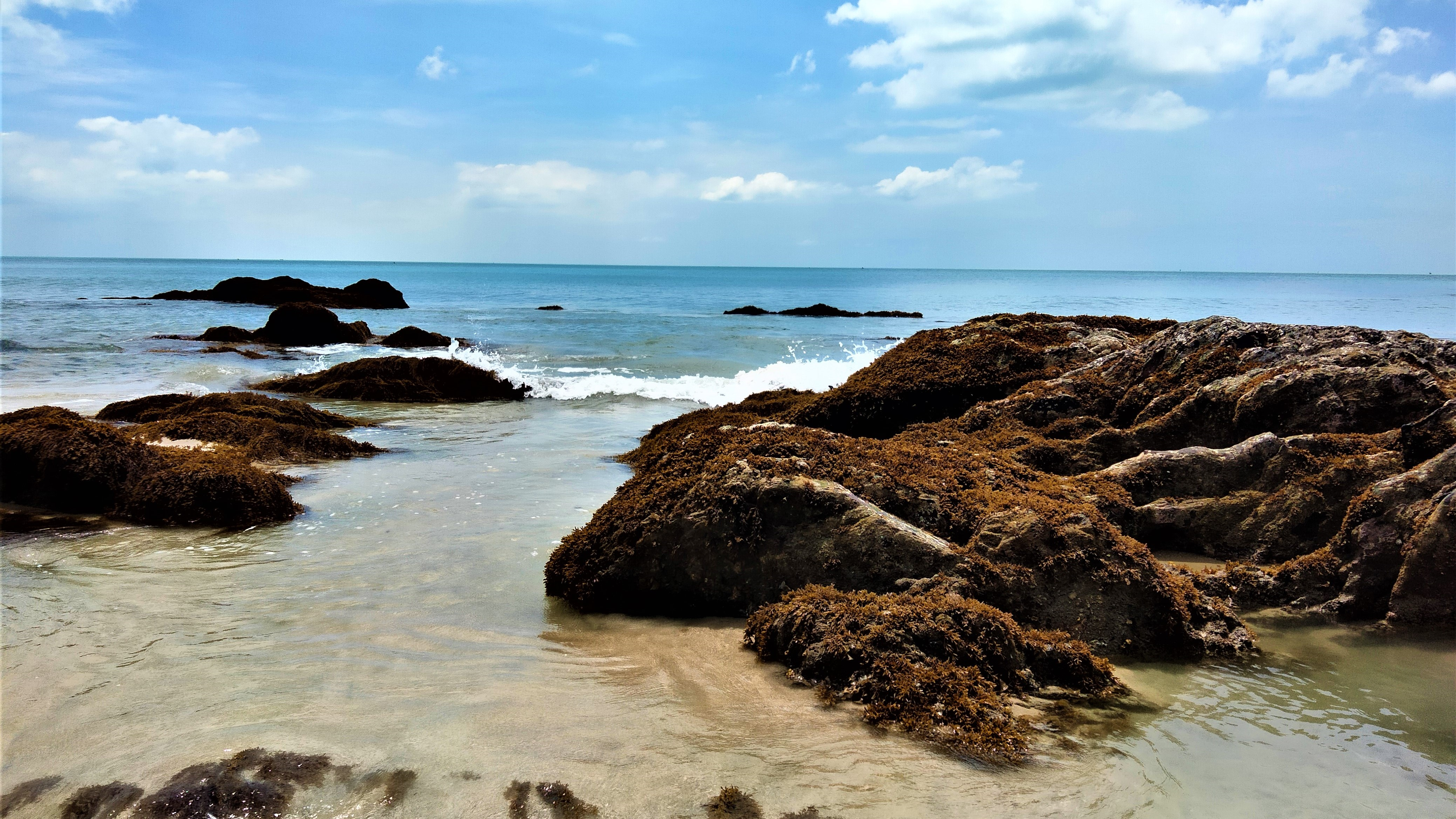 Batu Layar – Sun, Sea, Sand (and Rocks)