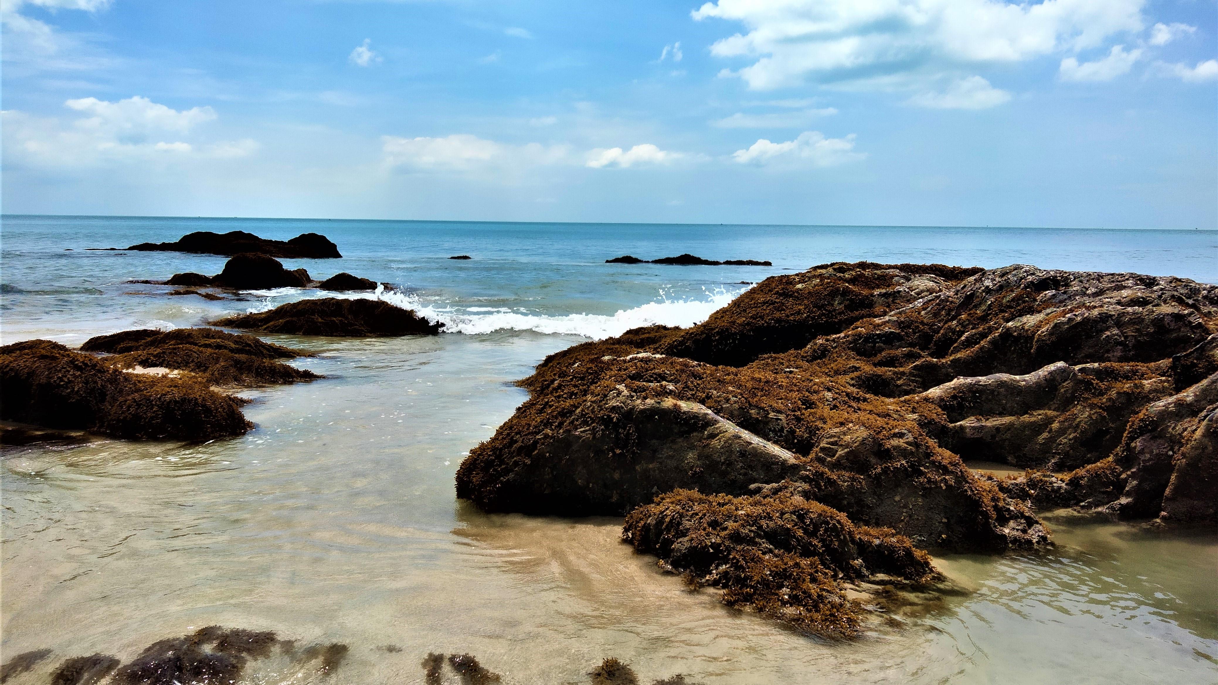 Batu Layar – Sun, Sea, Sand (and Rocks)